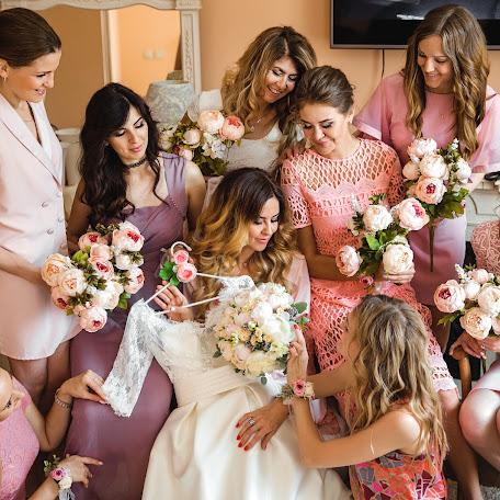 Wedding photographer Oksana Ladygina (oxanaladygina). Photo of 27.06.2017