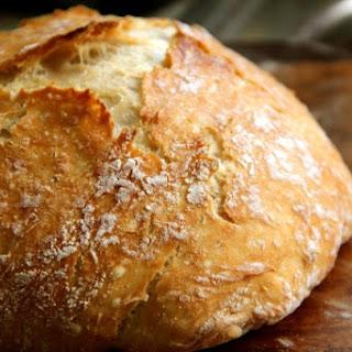 Dutch Oven Crusty Bread