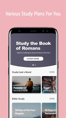 30 Day Bible Study Challenge - Offline Bible Study - screenshot