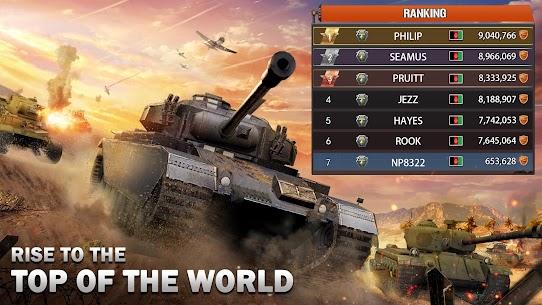 Furious Tank: War of Worlds_1st Anniversary 2