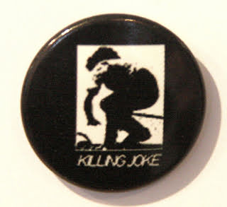 Killing Joke - Classic - Badge
