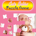 Cute Babies Jigsaw Puzzle Game icon