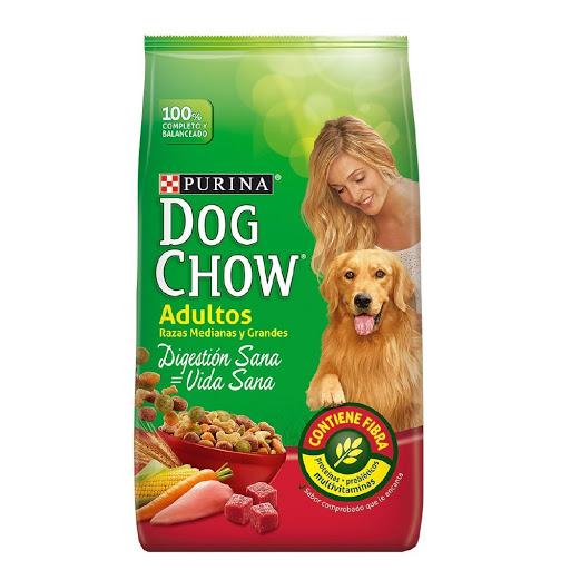 alimento para mascotas dog chow adulto raza mediana/grande 2kg