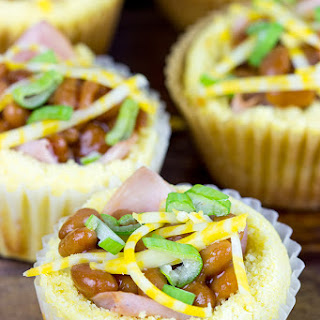Baked Beans With Cornbread Topping Recipes