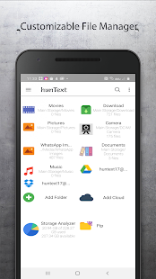 hunText: Full Text Search & File Manager
