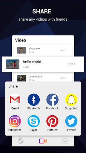 Foto do All Video Downloader 2020 - Repost, Download Video