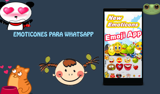 Emoticones para Whatsapp 2017 screenshot 4