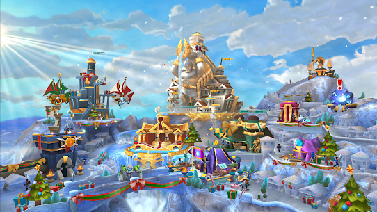 Wartide Heroes of Atlantis MOD (Unlimited Energy/Unsuccessful Skills) 7
