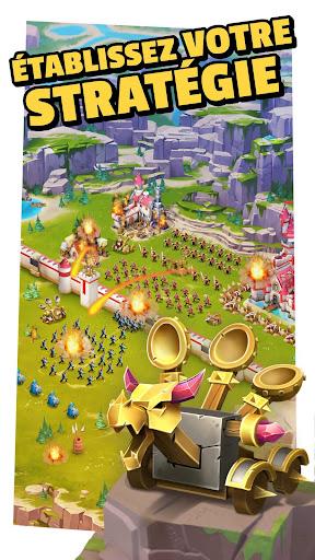 Code Triche Empire: Age of Knights APK MOD screenshots 2
