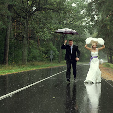 Wedding photographer Aleksandr Potemkin (SANCHO-BRODA). Photo of 16.01.2014