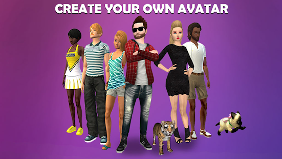 Avakin Life VR- screenshot thumbnail