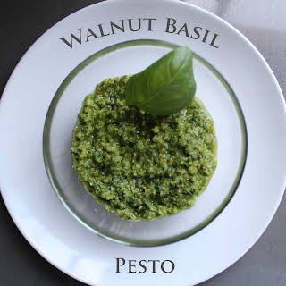 Walnut Pesto.