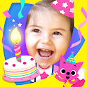 Pinkfong Birthday Party icon