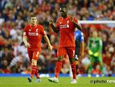 Christian Benteke scoort voor Liverpool tegen Bournemouth