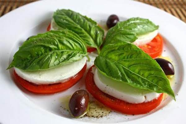 Mozzarella Caprese Recipe