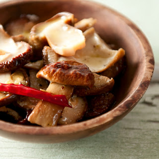 Italian Marinated Mushrooms