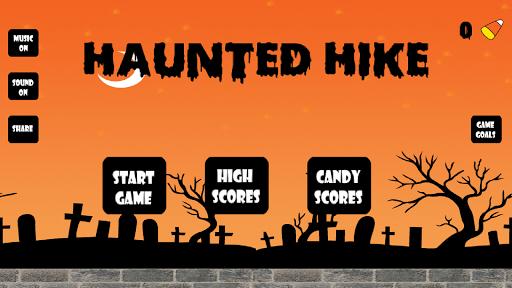 Halloween Haunted Candy Run