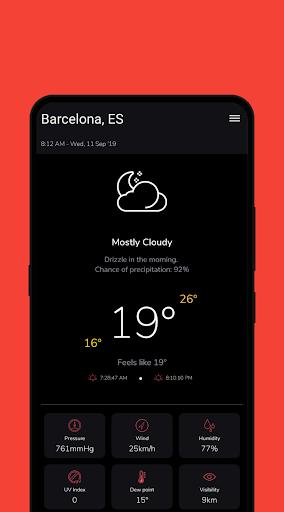 Clean Weather 2.5.17 screenshots 1