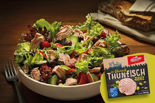 Hawesta Thunfischfilets Rezept Bild