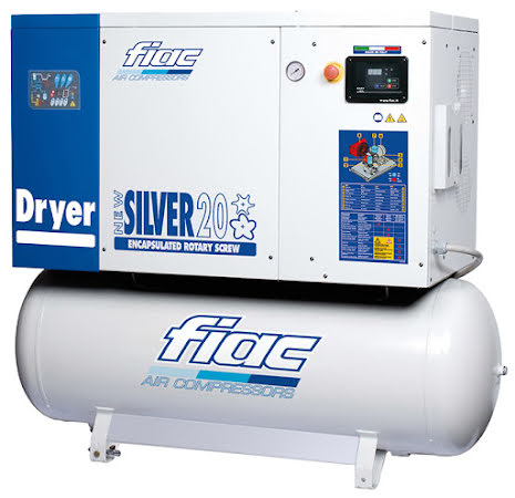 Skruvkompressor Fiac Silver 20