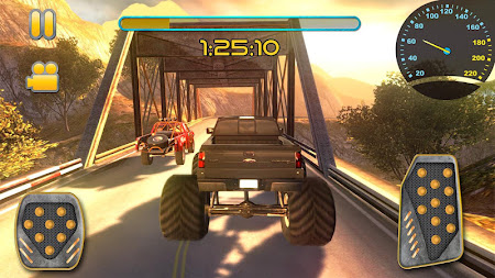 Dirt Truck 4x4 Offroad Racing 1.3 screenshot 91631