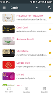 Longdo Cards - náhled
