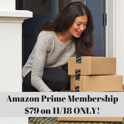 Amazon Prime Membership Discou...