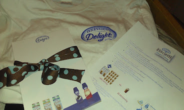 Photo: My care package from International Delight. I can't wait to try their #IcedCoffee.