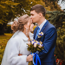 Wedding photographer Anastasiya Obolenskaya (obolenskaya). Photo of 27.10.2017