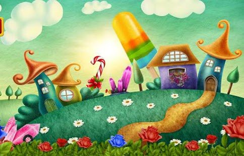Escape game-Candyland Squirrel- screenshot thumbnail