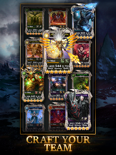 Re: Legendary : Game of Heroes poster