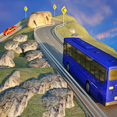 Offroad Coach bus simulator 17 - Real Driver Game