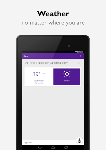 Lyra Virtual Assistant 1.31 Screenshots 11