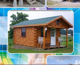 Wooden House Design - screenshot thumbnail 03