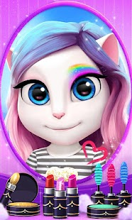 Minha Talking Angela Screenshot