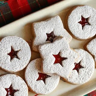 Old World Linzer Cookies