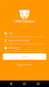 CRM Cheetah screenshot 0