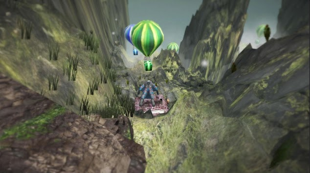WingSuit VR apk screenshot