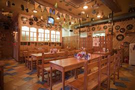Ресторан Золотая вобла на Покровке