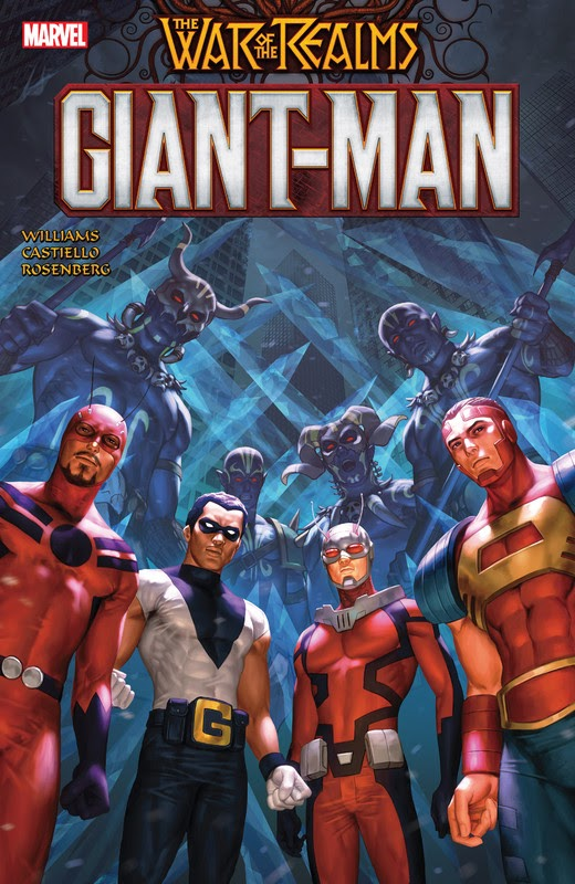The War of the Realms: Giant-Man (2019)