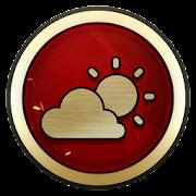 IM Golden Theme for Chronus Weather Icons