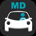 Maryland DMV Permit Test - MD icon