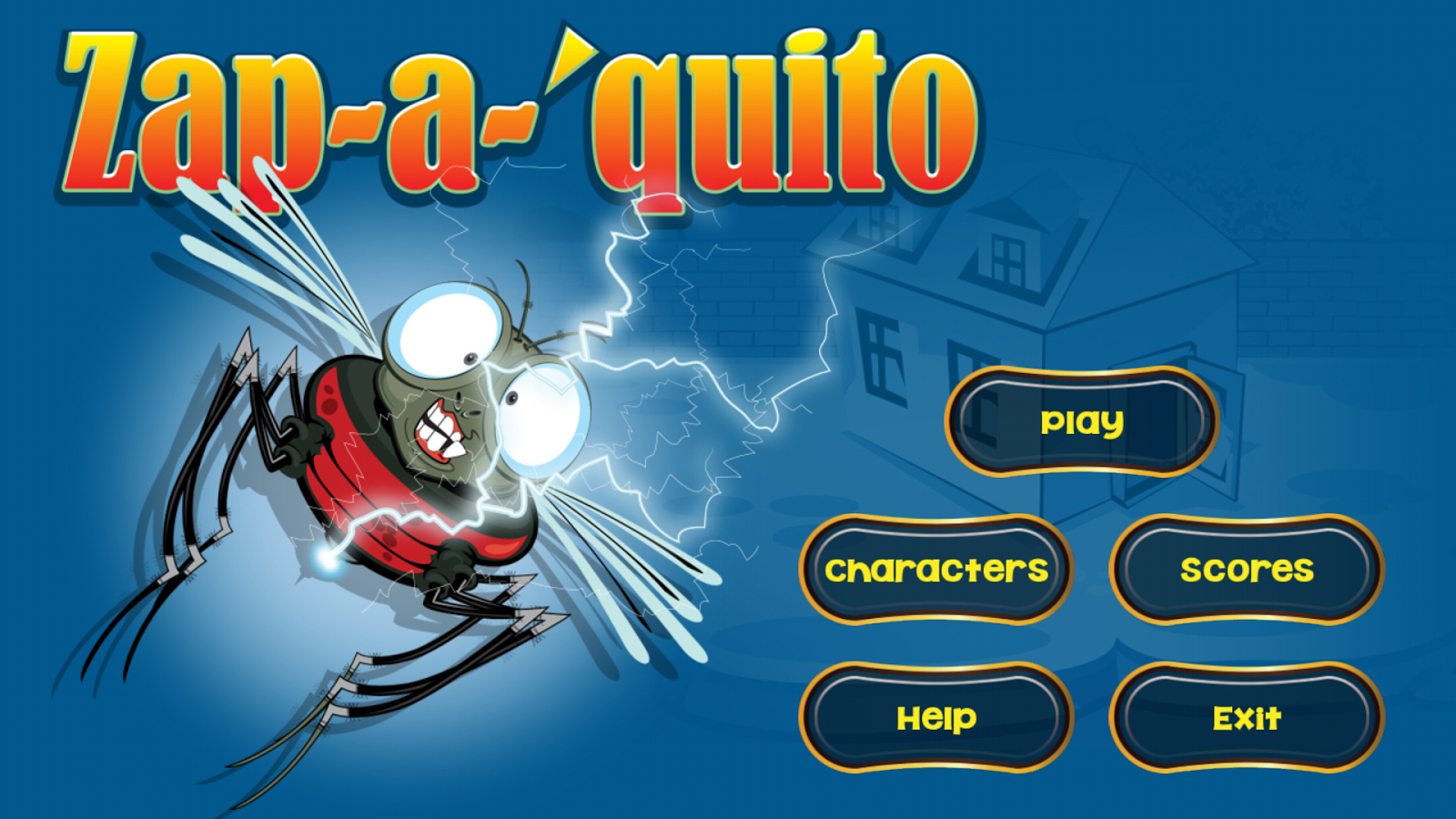 Zap-a-'quito- screenshot
