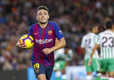 Officiel : El Haddadi (Barcelone) et Maximilian Wöber (Ajax) filent à Séville
