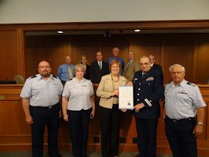 Photo: Safe Boating Week proclamation from Mt. Prospect