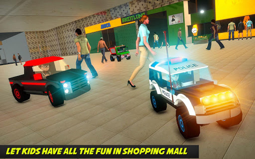 Shopping Mall electric toy car driving car games 1.1 6