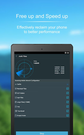Fast Clean/Speed Booster 1.6.2 screenshot 71010