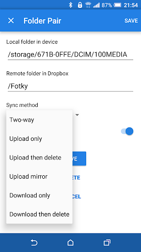 Dropsync PRO Key screenshot 5