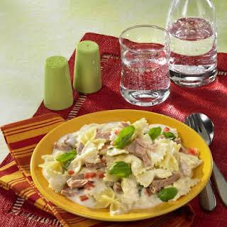 Creamy Tuna Pasta Recipes.