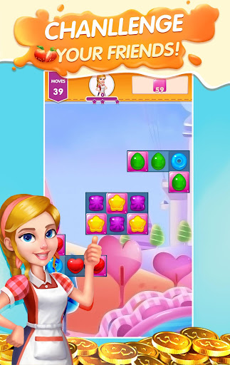 Candy Lucky : Match Candy Puzzle Free hack tool